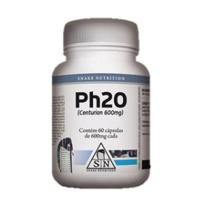 PH 20 600mg - 60 cápsulas