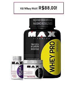 Kit max massa
