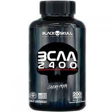 BCAA 2400 200 tabletes - Black Skull