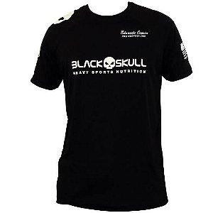 CAMISETA BLACK SKULL DRY FIT - BLACK SKULL