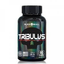 Tribulus 60 cápsulas - Black Skull