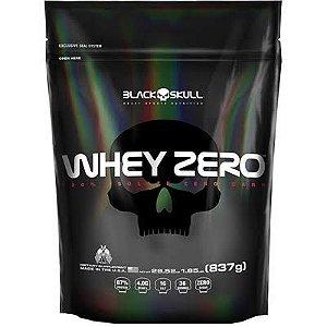Whey Zero Isolado - 837g - Black Skull