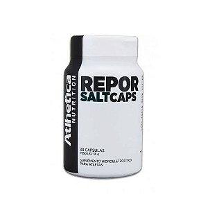 Repor Salt Caps - 30 cápsulas - Atlhetica Nutrition