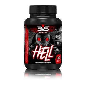 Termogênico Hell 120 Cápsulas - 3VS Nutrition