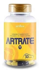 Colágeno tipo II ARTRATE 40mg 30 caps - Nutrivale