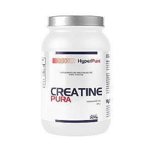 Creatina Pura Monohidratada 300g - Hyperpure