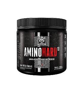 Amino Hard 10 200g - Integralmedica Darkness