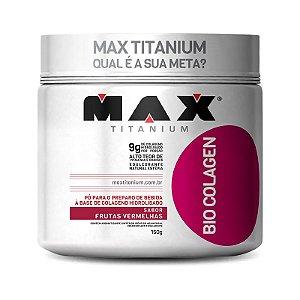 Colágeno Bio colagem 150g - Max Titanium