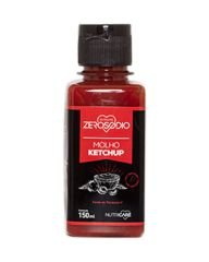 Molho Ketchup 150ml Zerosodio