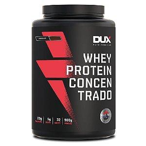 Whey Protein Concentrado 900g (Sem soja)  Dux Nutrition