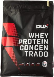 Whey Protein Concentrado 1,8kg refil (Sem soja) - Dux Nutrition