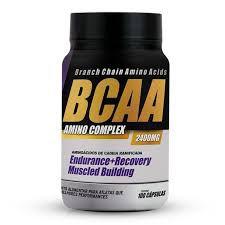 BCAA Amino Complex 2400mg 100 caps - Shark Nutrition