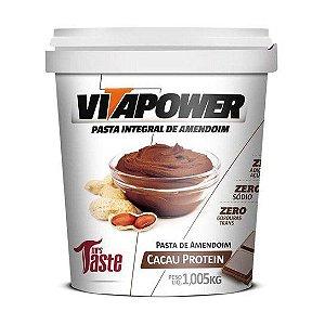 Pasta de Amendoim 1Kg - VitaPower
