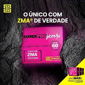 Hormonal Soma Pro Woman 60 caps ZMA puro - Iridium labs