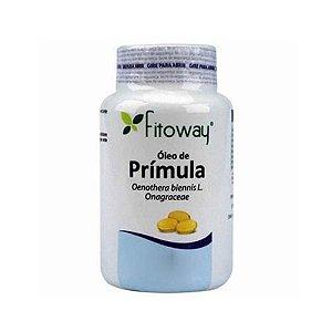 Oleo de Prímula 500mg 60 caps - Fitoway