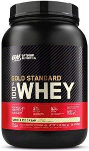 WHEY OPTIMUM NUTRITION 100% WHEY PROTEIN (907G)