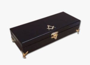 caixa malhete metal