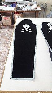 Caixão Ossos e Acácia -  tapete