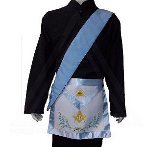 Conjunto de Mestre Maçom - Rito Adonhiramita GOB