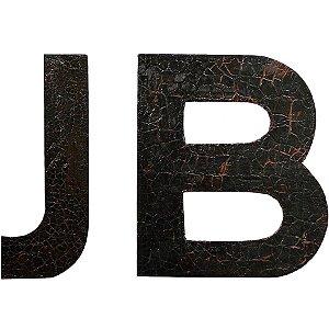 Conjunto Letras B e J para Colunas