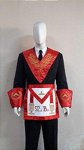 Conjunto para Venerável Mestre - REAA / GOP