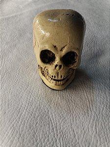 Mini Crânio em Gesso - Caveira