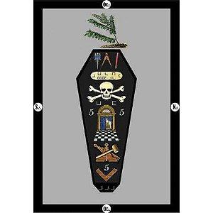 Painel 3º Grau Mestre - Adonhiramita GOB