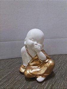 Estatua Buda  criança
