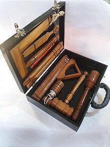 Caixa de ferramentas para instalaçao