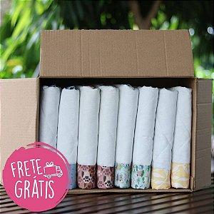 Kit Completo com 8 Tapetes - Meu Jardim