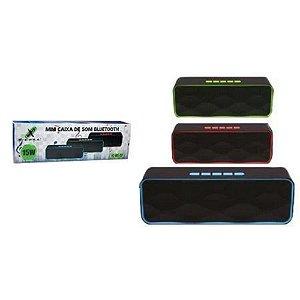 Mini Caixa de Som Bluetooth - XCELL - XC-MS-22