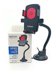 Suporte Veicular Universal Para Celular Smartphone GPS - SP-T24 FF0060