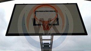 Estrutura de basquete treliça de cantoneira