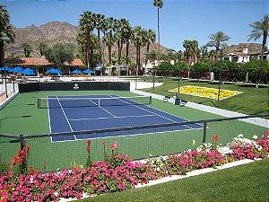 Quadra esportiva de Tênis