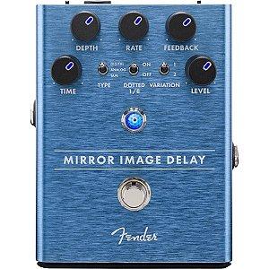 Pedal Delay para Guitarra Fender Mirror Image Delay Baixo Violão
