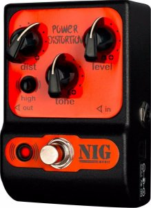 Pedal Guitarra Distorção Power Distortion Nig Ppd
