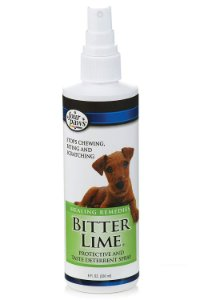 Educador Repelente Canino Bitter Lime Four Paws 235 ml