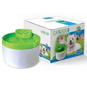 Fonte Bebedouro Cat&Dog Chalesco 1,6 Litros 110 V