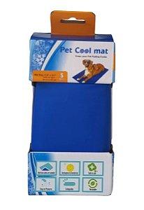 Tapete Gelado Pet Cool Mat Bom Amigo 40cm x 30cm