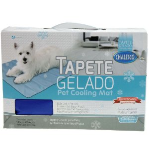 Tapete Gelado Pet Colling Mat Chalesco