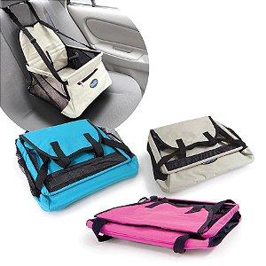 Cadeirinha Assento de Carro para Cachorro Car Seat