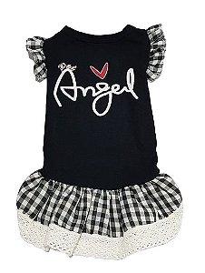 Vestido Pet Angel