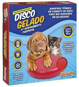 Disco Quente / Gelado para Cães e Gatos Jambo Pet