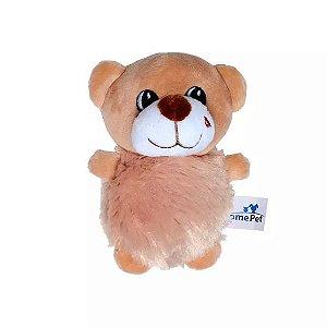 Brinquedo Urso de Pelúcia para Cachorro
