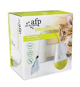Brinquedo interativo para Gato Culbuto Feather Afp