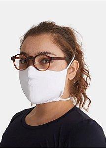 Máscara Performance Tec. Antiviral Insider Unissex - Branca