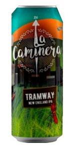 LA CAMINERA TRANWAY NEW ENGLAND IPA 473ML
