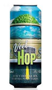 Van Been Veel Hop Double Juicy IPA 473ml