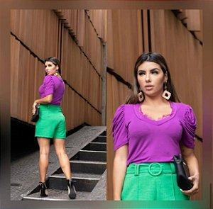 T-shirt  Renda  Colors