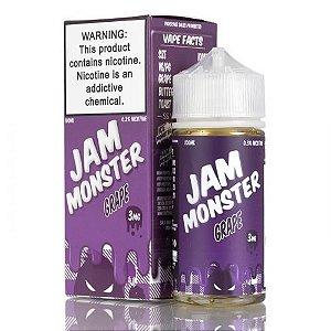 Grape Jam Monster 100mL - Monster Vape Labs